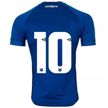 Camisa Umbro Cruzeiro Oficial I 2018 Masculina