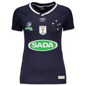 Camisa Umbro Cruzeiro Vôlei 1 Feminina