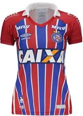 Camisa Umbro Feminina Bahia OF.2 2016 3H00022