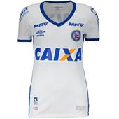 d23a33eeb Camisa Umbro Feminina Bahia Oficial 1 2016 ...