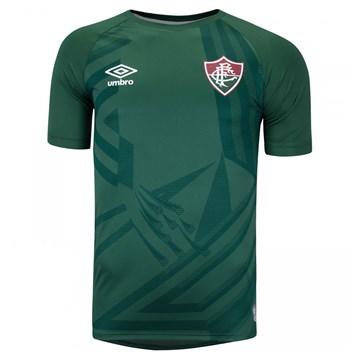 Camisa Umbro Fluminense Goleiro 2020 Masculina - Verde