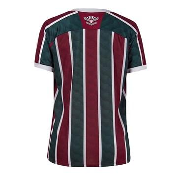 Camisa Umbro Fluminense Oficial I 2020 Feminina
