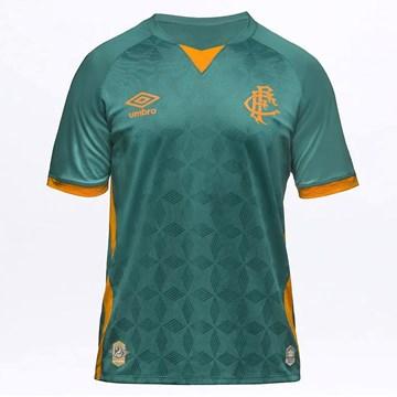 Camisa Umbro Fluminense Oficial III 2020 Masculina