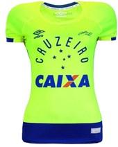 Camisa Umbro Gol Cruzeiro OF.2016 3E05001