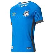 Camisa Umbro Goleiro Santos Oficial 2018 Masculina