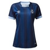 Camisa Umbro Grêmio III 17/18 Feminina
