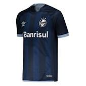 Camisa Umbro Grêmio Oficial 3 2017/2018 N° 7