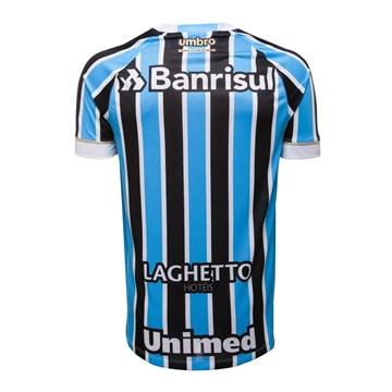 Camisa Umbro Grêmio Oficial I 2018 Masculina