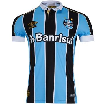 Camisa Umbro Grêmio Oficial I 2019 Masculina