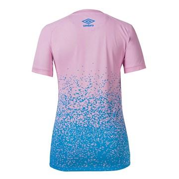 Camisa Umbro Grêmio Outubro Rosa 2021 Feminina