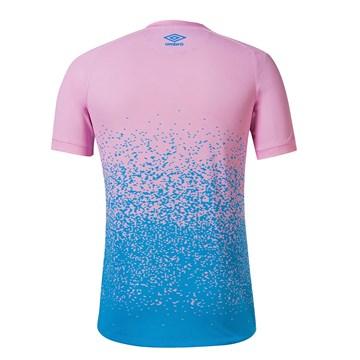 Camisa Umbro Grêmio Outubro Rosa 2021 Masculina