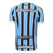 Camisa Umbro Masculina Grêmio Oficial 1 2018 (GAME S/N)