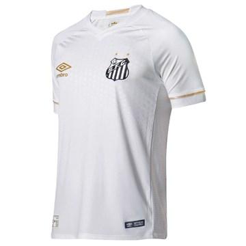Camisa Umbro Santos Oficial I 2018 Juvenil