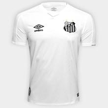 Camisa Umbro Santos Oficial I 2019 Masculina