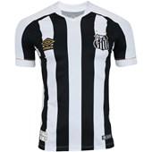 Camisa Umbro Santos Oficial II 2018 Infantil