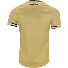 Camisa Umbro Santos Oficial III 2018 (S/N) Masculina