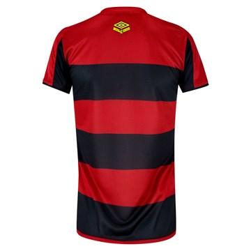 Camisa Umbro Sport Recife Oficial I 2019 Feminina