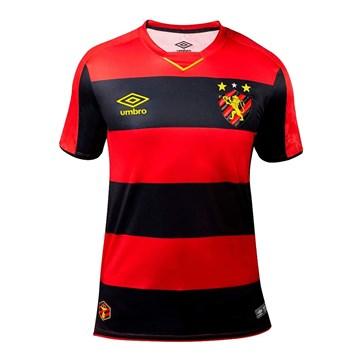 Camisa Umbro Sport Recife Oficial I 2019 Masculina
