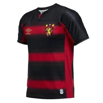 Camisa Umbro Sport Recife Oficial I 2020 Masculina
