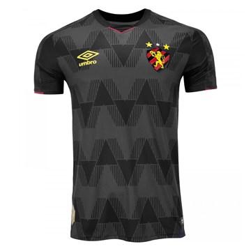 Camisa Umbro Sport Recife Oficial III 2019 Masculina