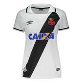 Camisa Umbro Vasco II 2017 Feminina