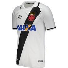 Camisa Umbro Vasco Oficial II 2017 Masculina