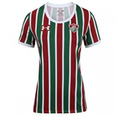 Camisa Under Armour Fluminense Oficial 17/18 Feminina