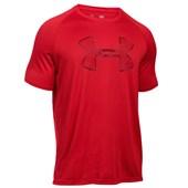 Camisa Under Armour Tech Camo Big Logo Masculina
