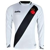 Camisa Vasco II 2018 s/n° Torcedor ML Diadora Masculina