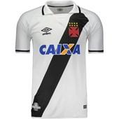 Camisa Vasco Umbro OF.2 Jogo 2017 3V160152