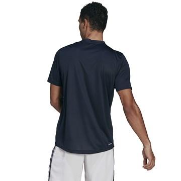 Camiseta Adidas Aeroready Designed To Move Masculina - Marinho