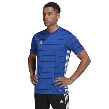 Camiseta Adidas Campeon 21 Jersey Masculina - Azul