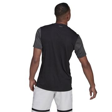 Camiseta Adidas Club Tennis Masculina - Preto
