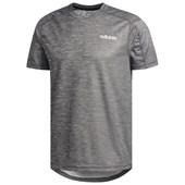 Camiseta Adidas D2M Tee HT Masculina