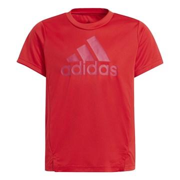 Camiseta Adidas Designed To Move Infantil