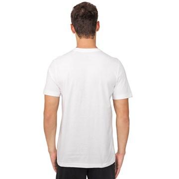 Camiseta Adidas Doodle Badge Of Sport Tee Masculina - Branco