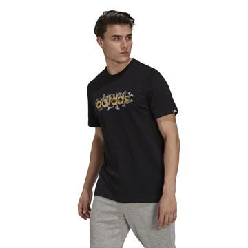 Camiseta Adidas Doodle Foil Masculina