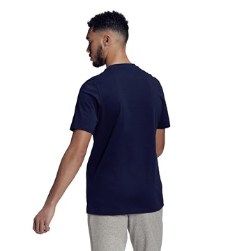 Camiseta Adidas Essentials Big Logo Masculina - Marinho