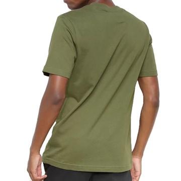Camiseta Adidas Estampada Tarot Badge Of Sports Masculina - Musgo