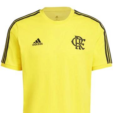 Camiseta Adidas Flamengo 3-Stripes Masculina