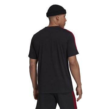 Camiseta Adidas Flamengo Icons Masculina