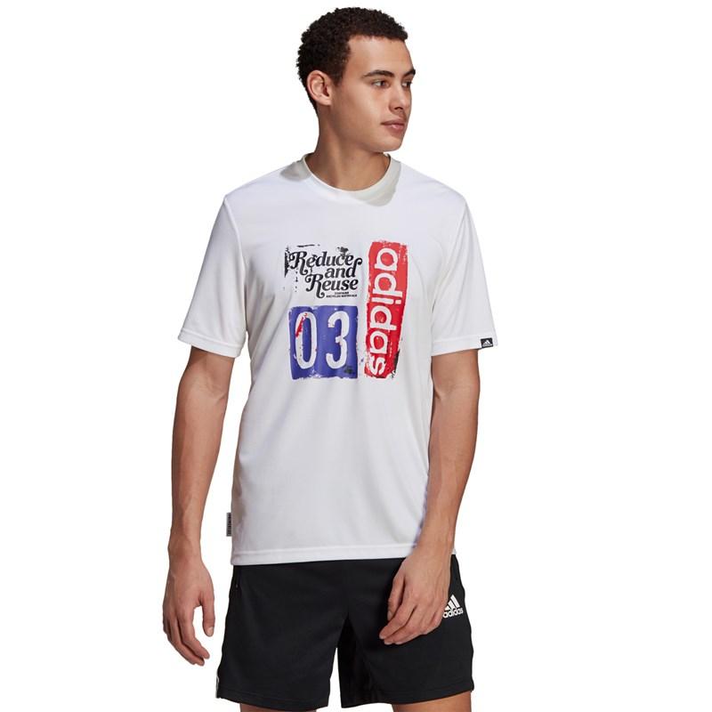 Camiseta Adidas For The Oceans Primeblue Masculina