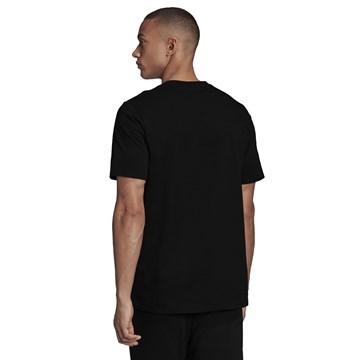 Camiseta Adidas Logo Must Haves Badge Of Sport Masculina - Preto