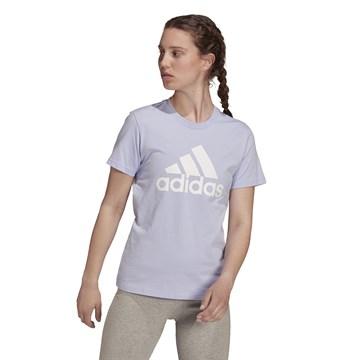 Camiseta Adidas Loungewear Essentials Logo Feminina