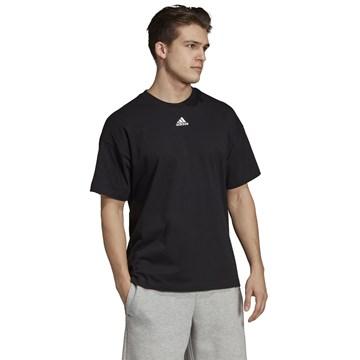Camiseta Adidas Must Haves 3-Stripes Masculina - Preto