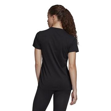 Camiseta Adidas Must Haves Badge Of Sport Feminina - Preto