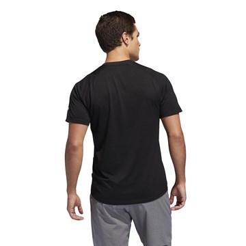 Camiseta Adidas Treino Logo Lateral Masculina