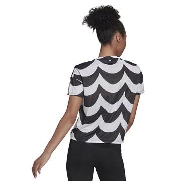 Camiseta Adidas X Marimekko Fast Feminina