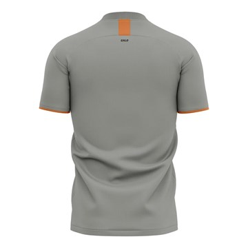 Camiseta Atlético Mineiro Braziline Insight Masculina - Cinza