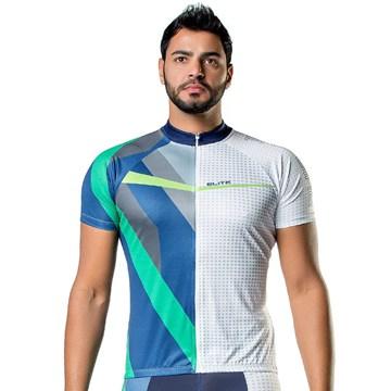 Camiseta Ciclismo Elite 135147 Plus Size Masculina